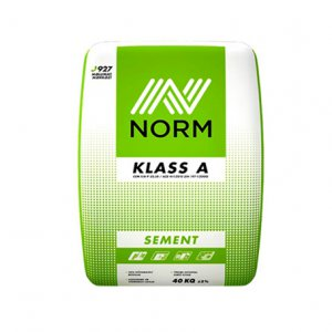 NORM KLASS A SEMENT
