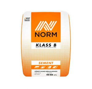 NORM KLASS B SEMENT